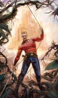 Flash Gordon 80th Aniversary tribute
