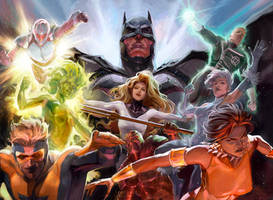 Justice League International - New 52
