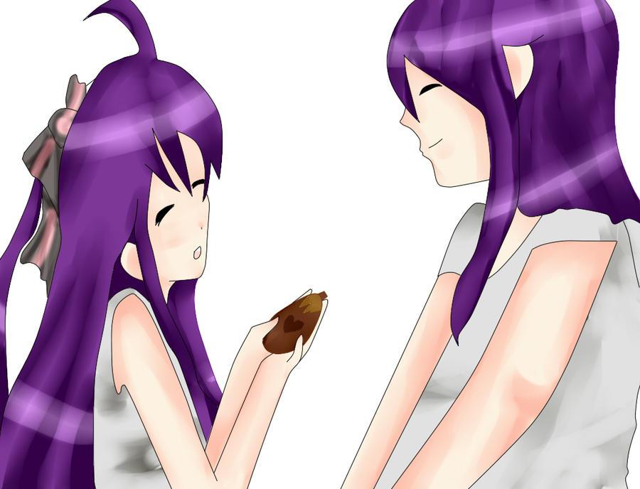 Gakuko and gakupo