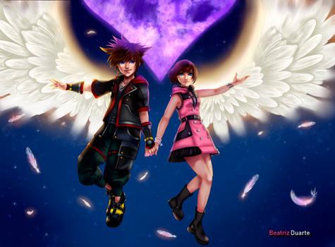 Kingdom Hearts 3 KairixSora