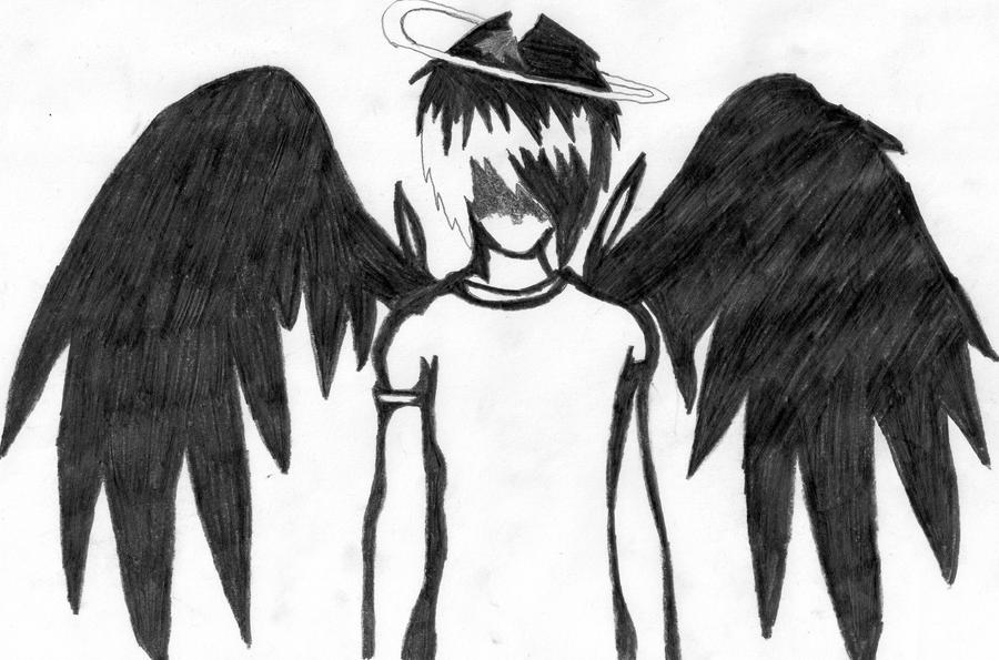 Emo fallen angel by niikii rocks on deviantart emo fallen angel by niikii rocks thecheapjerseys Image collections