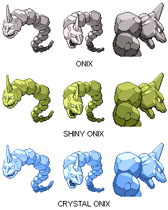 Pokemon Artefact] All types by Wergan on DeviantArt