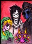 A Creepy family