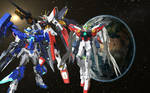 Favorite Gundam in Gundam Breaker 3