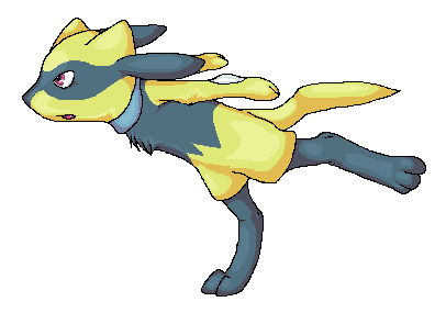 Shiny Riolu by Skullke on DeviantArt