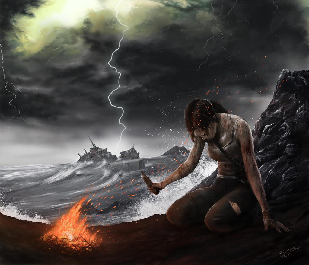 Tomb Raider Reborn by TobiasWeinald