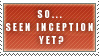 Inception stamp by Chocolate-Shinigami