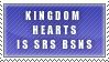 Kingdom Hearts Stamp by Chocolate-Shinigami