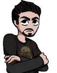 Tony Stark Talksprite by Chocolate-Shinigami