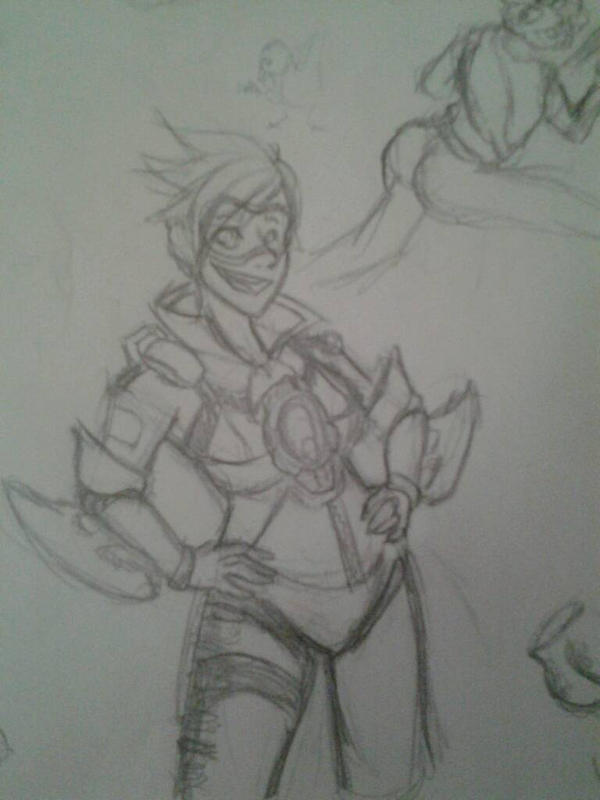 tracer because i can by SnapCrackle420