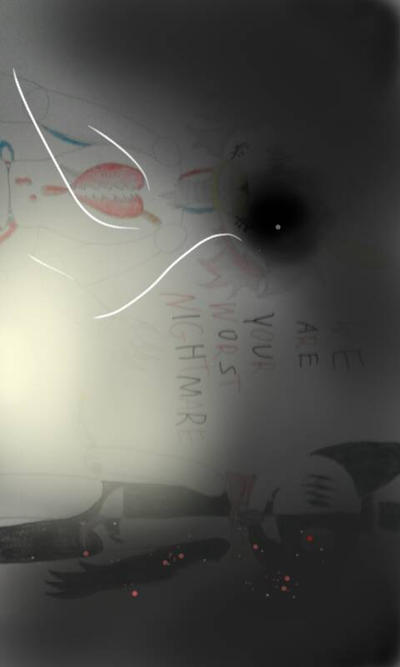 two very insane nightmares UPDATED by Pink-Sanity
