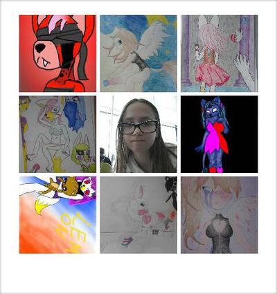art vs artist by Pink-Sanity