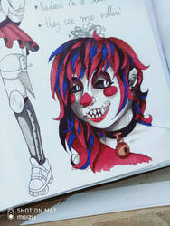 W.I.P Scrap Baby ref by Pink-Sanity