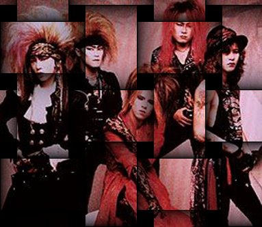 X Japan by Hirono