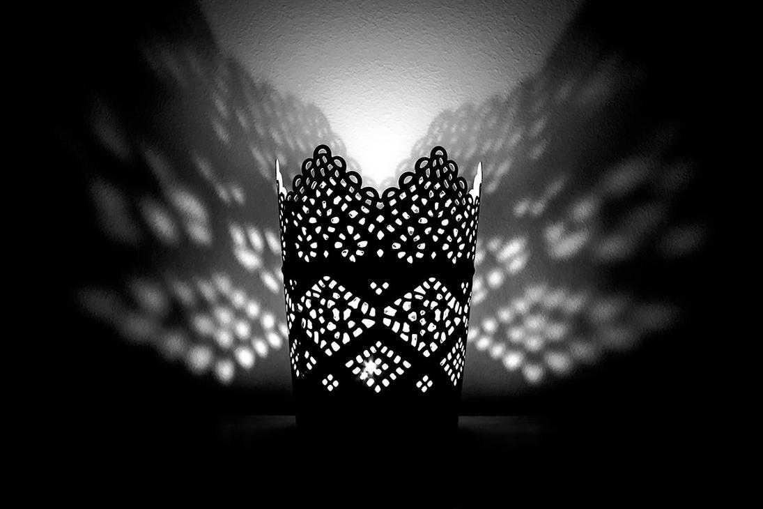 Butterfly BW by imaagination