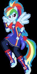 ML x MLPEG - Rainbow Dash