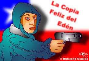 La Copia Feliz del Eden by Bufoland