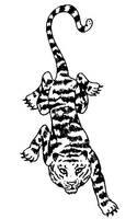 Idea para Tatuaje de Tigre by Bufoland