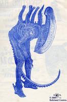 Alien by Bufoland