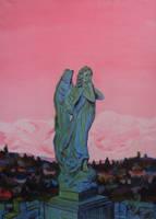 Angel del Cementerio by Bufoland