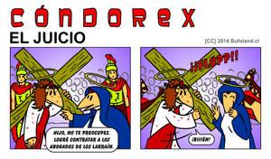 Condorex :: El Juicio by Bufoland