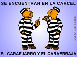Carejarra y Carerraja by Bufoland