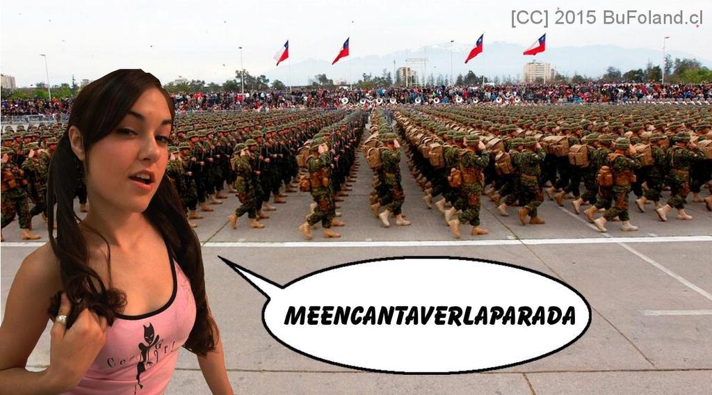 Meencantaverlaparada by Bufoland