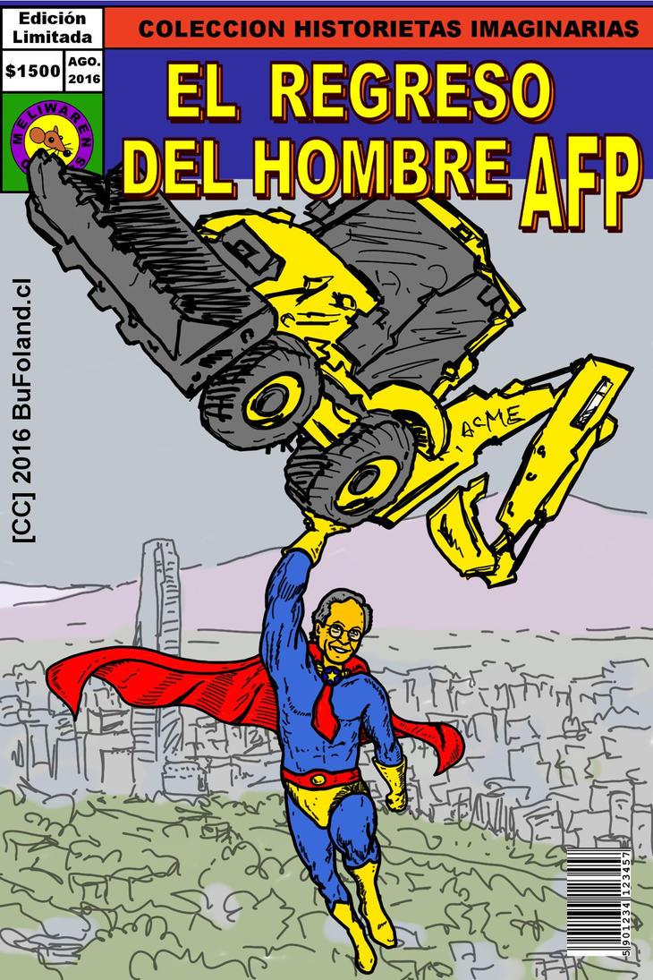 El Regreso del Hombre AFP by Bufoland