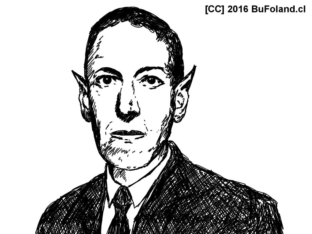 Lovecraft by Bufoland