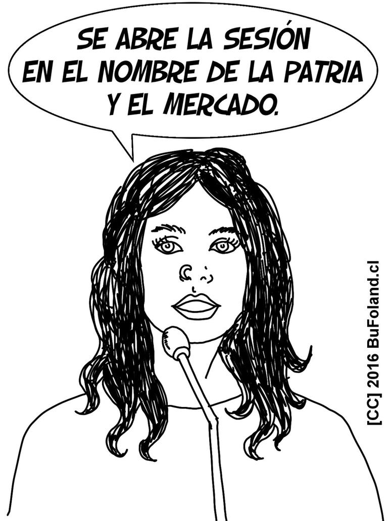 Camila by Bufoland