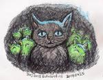El Elegido (Gato y Ranas)