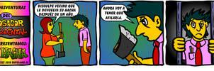 El Acosador Accidental 002