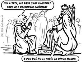 El Bingo de Colon by Bufoland