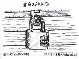 Guarded - Guardado by Bufoland