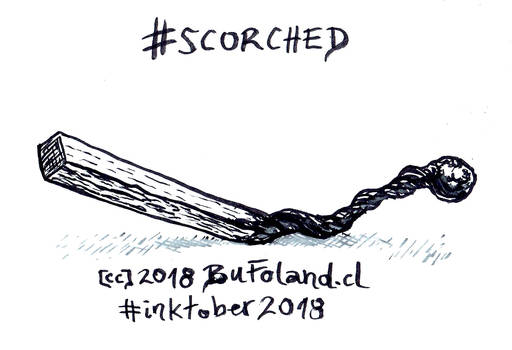 Scorched - Quemado