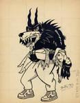 Hombre Lobo Yoyo 1990
