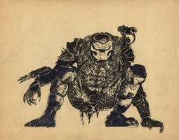 Depredador - Predator by Bufoland