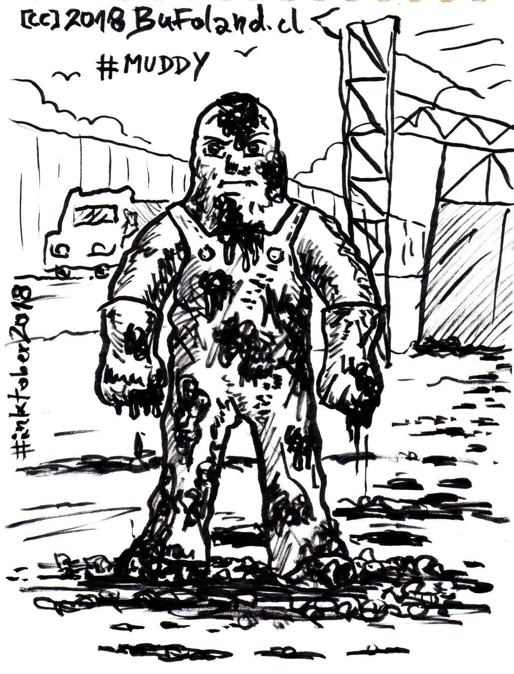 Muddy - Embarrado