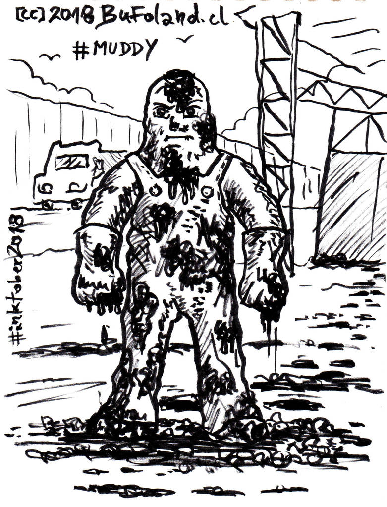 Muddy - Embarrado by Bufoland