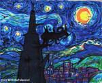 Starry Night 20191002