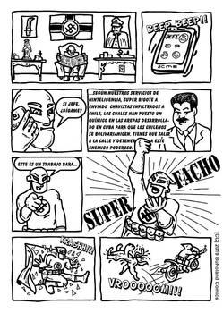 Super Facho pag. 1 de 2