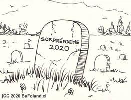 Sorprende 2020