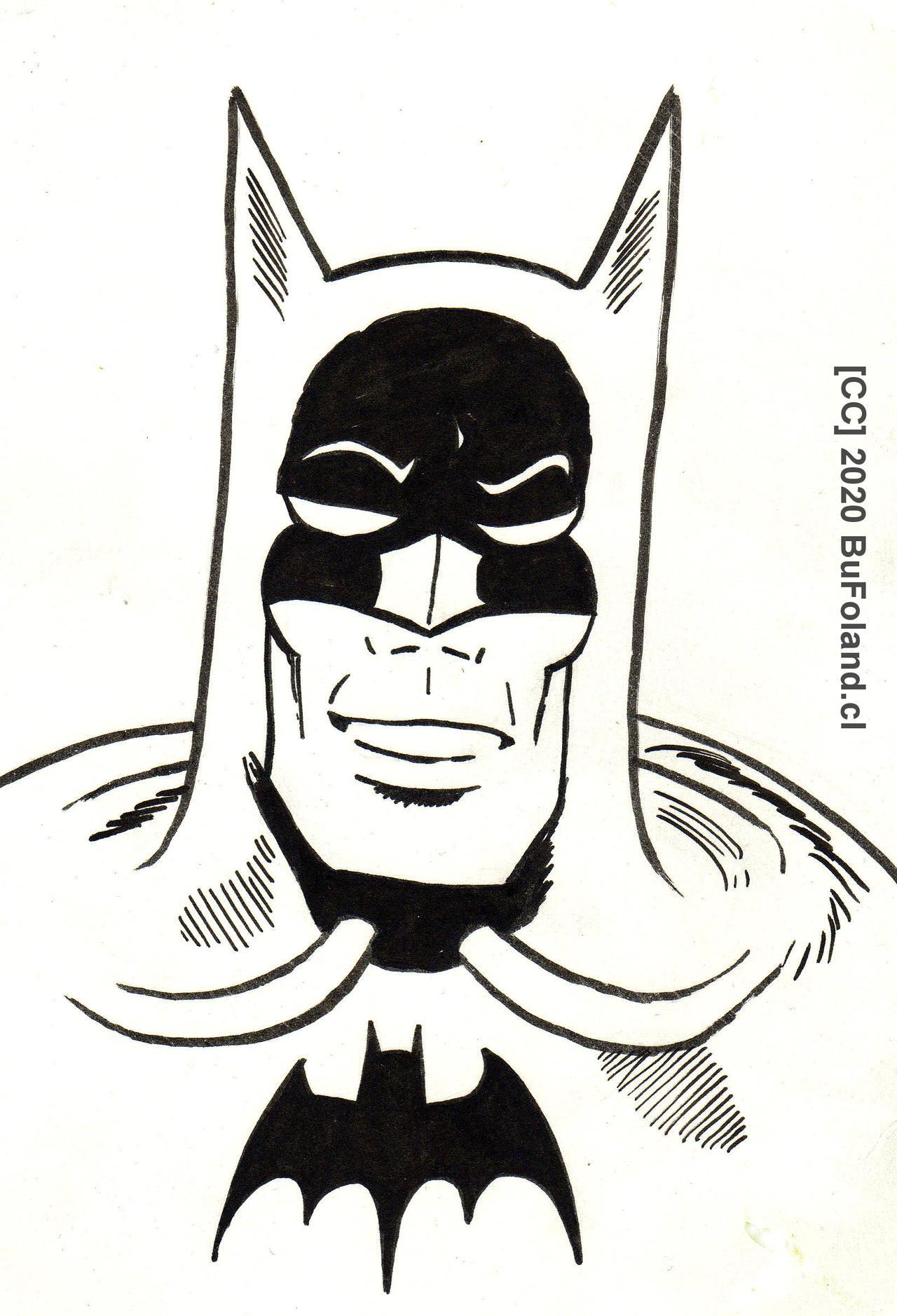 Reproduccion Batman