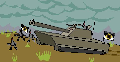 Tank Goodness by Demonsul