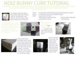 Noiz Bunny Cube Tutorial (DMMd) by Ashshem