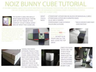 Noiz Bunny Cube Tutorial (DMMd)