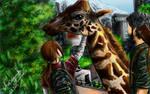 The Last of Us - Giraffe