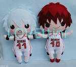 Kuroko no basket Kuroko e Kagami