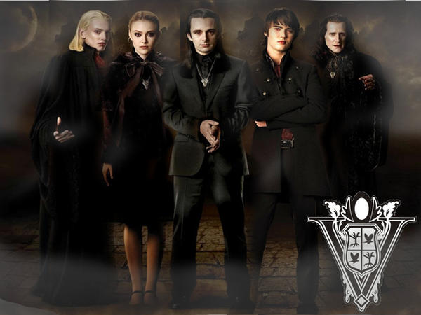 Volturi Poster by chic898 on DeviantArt