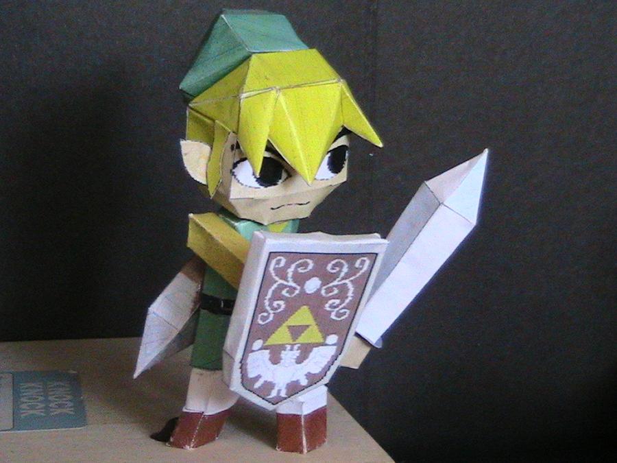 Legend Of Zelda Papercraft Templates – HD Wallpapers